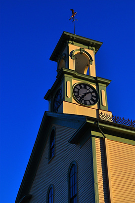 South Meetinghouse Steeple